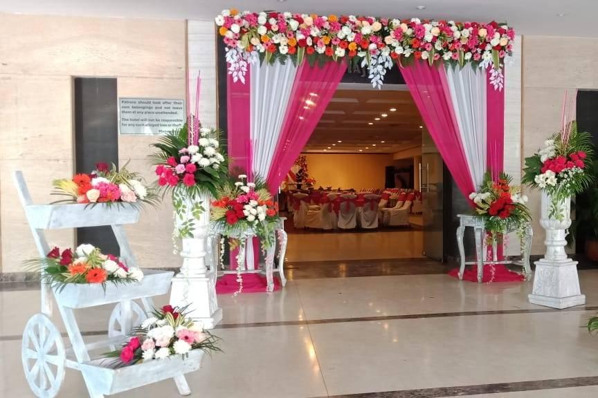 Laxmi Flower House