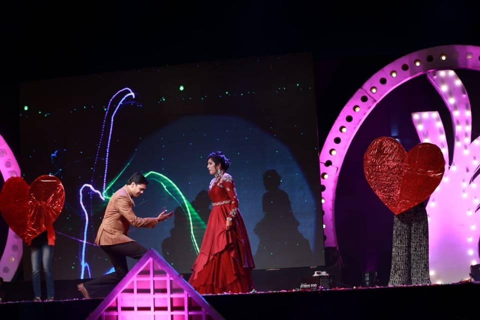 Stepup Wedding Choreography, Abhiramapuram