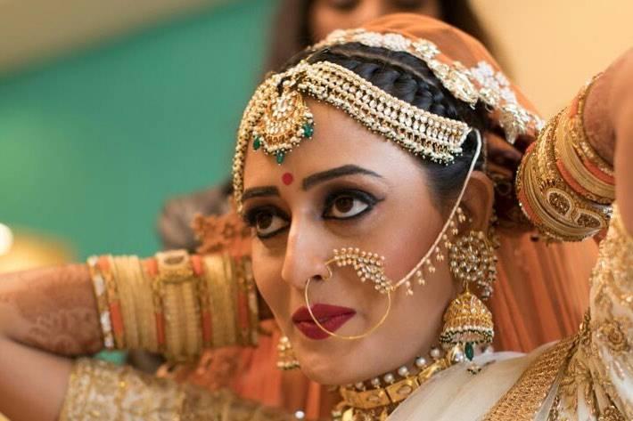 Richa Pathak Makeup Artist