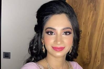Makeup Pallavi Nanda