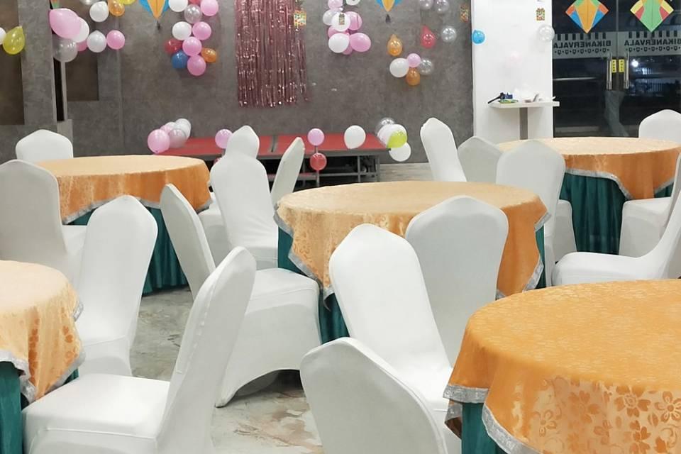 Bikanervala Banquets, Neemrana