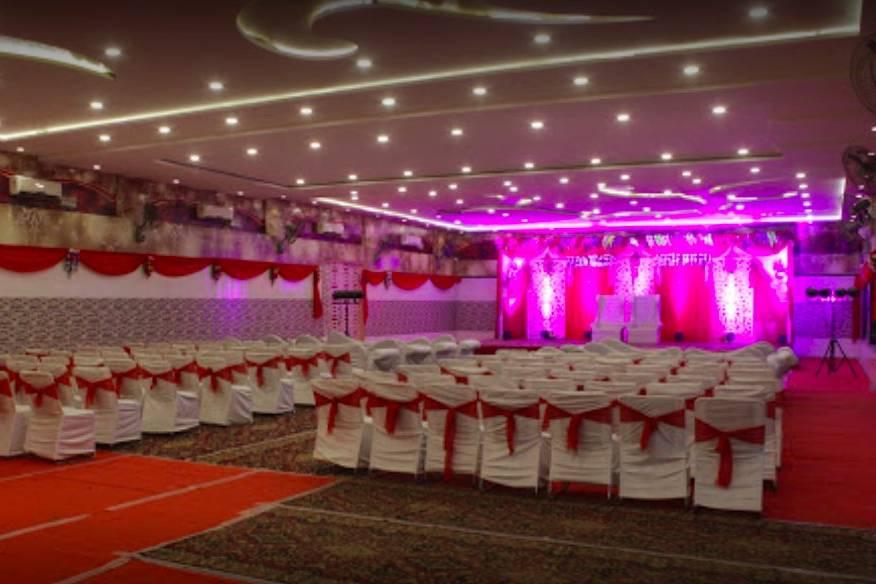 Agrmilan Luxus Marriage Home