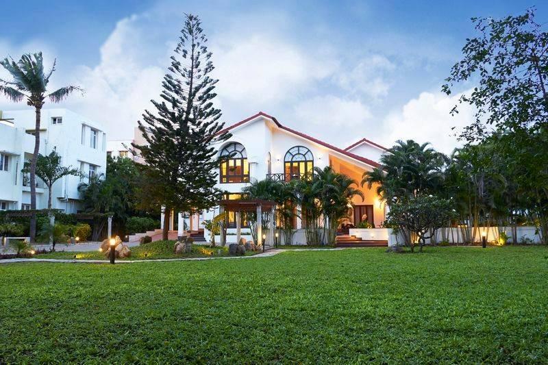 The Royal Palms, Vettuvankeni