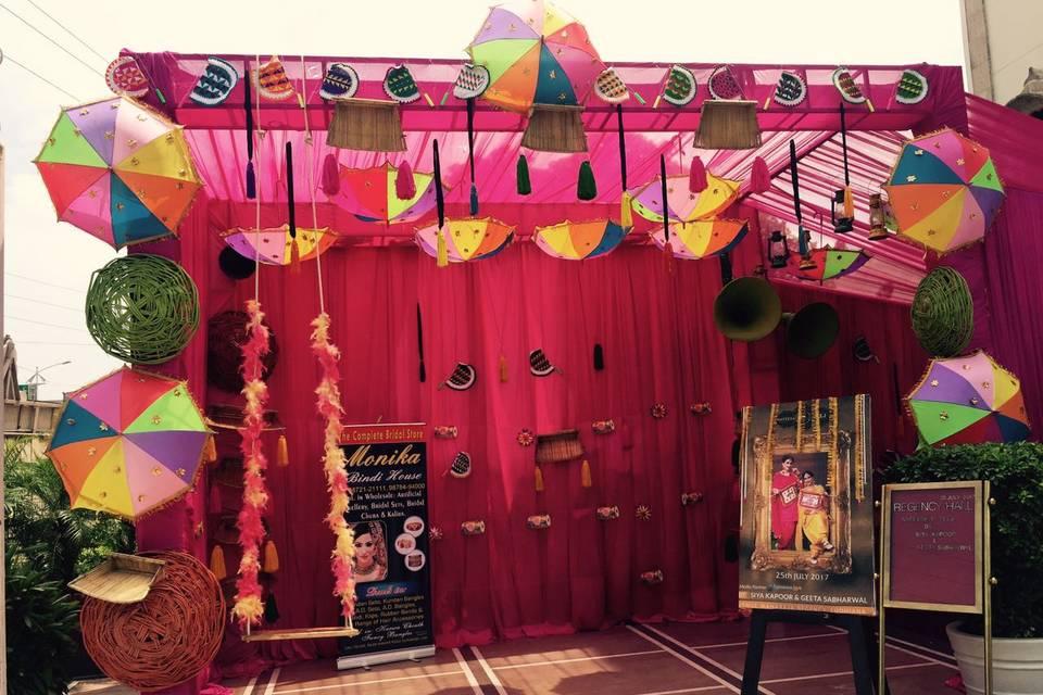 Party Ideaaz Balloon Decorator, Ludhiana