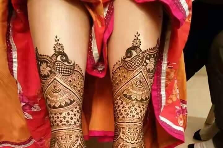 Vinod Mehandi Art, Chandigarh