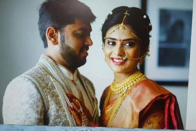 Farah Bride's First Choice