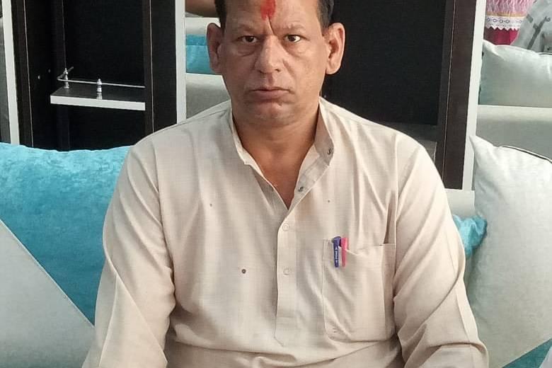 Shri Hanuman Manokamna Puran Mandir