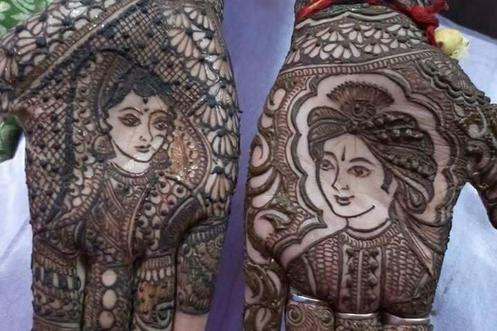 Santosh Mehendi Artist