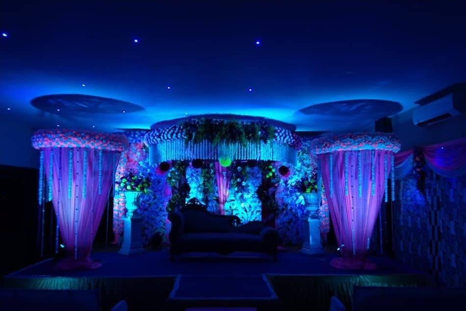 Tamashaa Marriage Hall and Restaurants