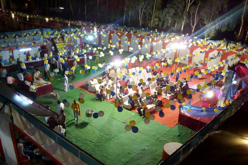 Rangoli Marriage Lawn, Hall and Guest House
