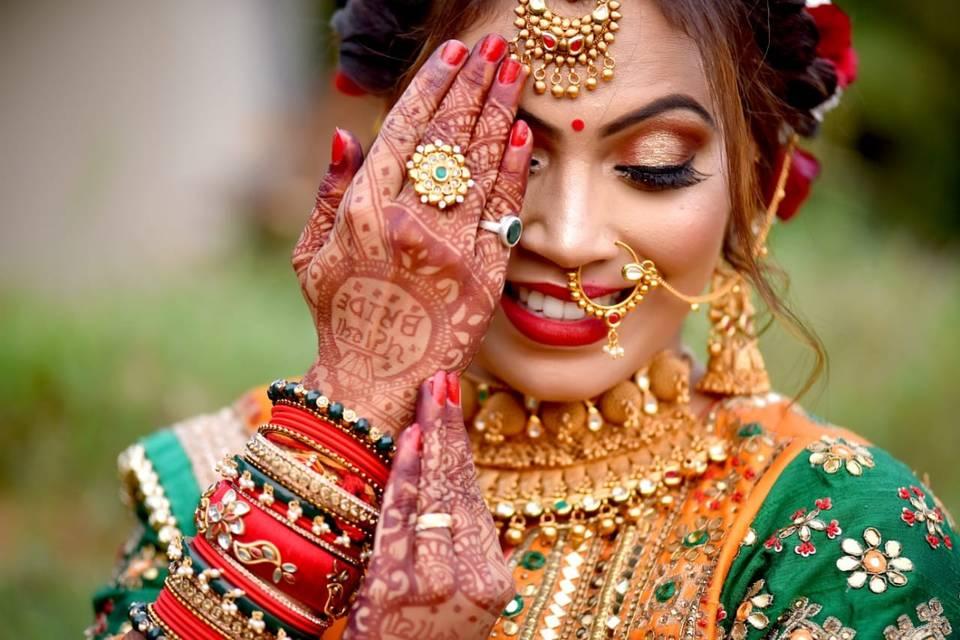 Makeup by Seema Saini, Vadodara