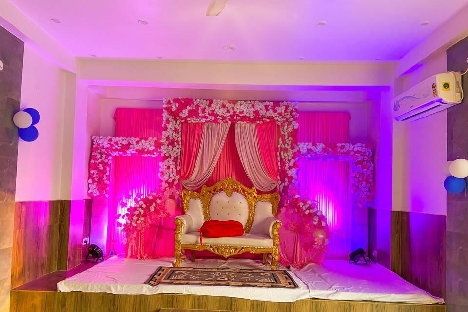 Palm Marriage Garden, Patna