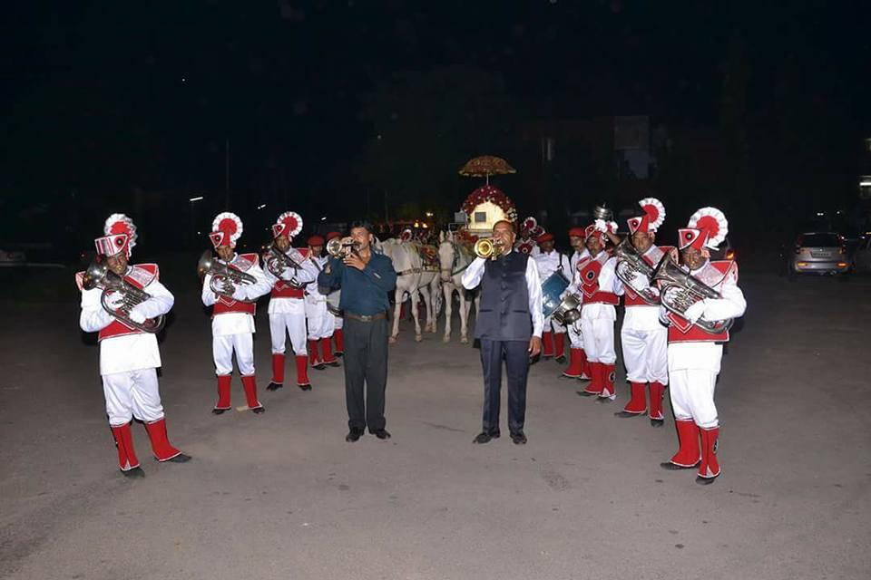 Sher Singh Band & Ghori Wala