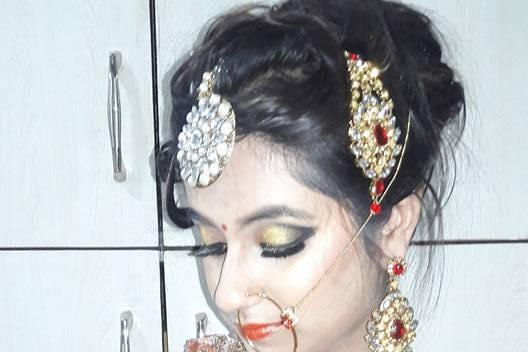 Makeup Artist Anjali