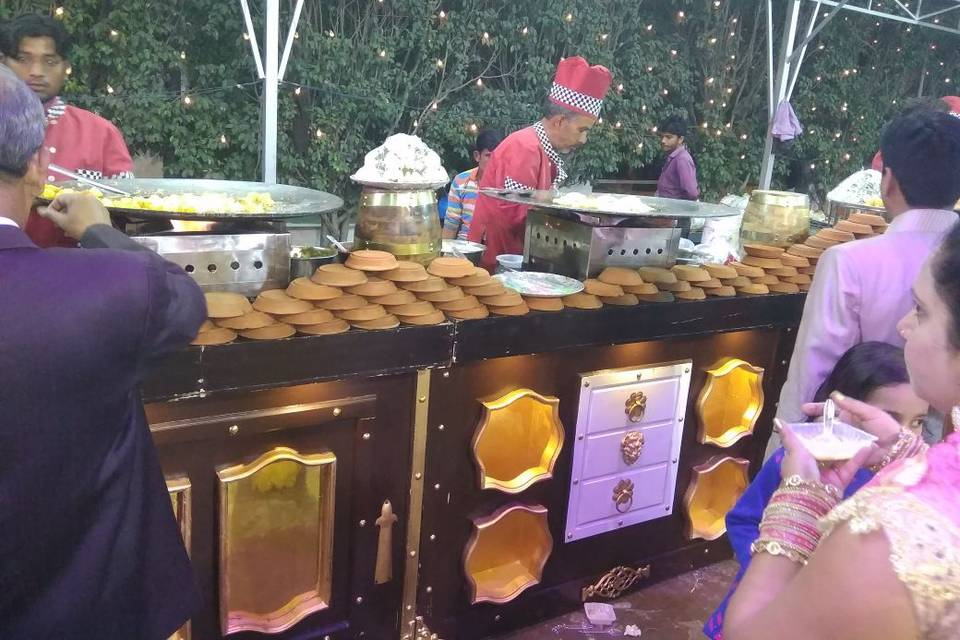 M B Caterers