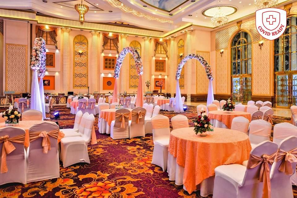 Ornate Banquets
