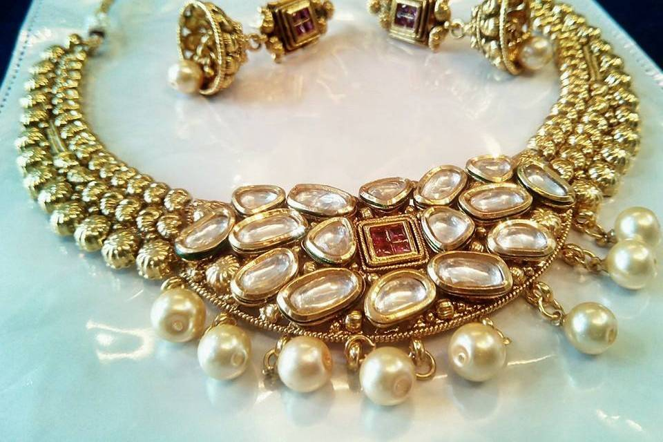 MJ Designer Hyderabad Jewellery