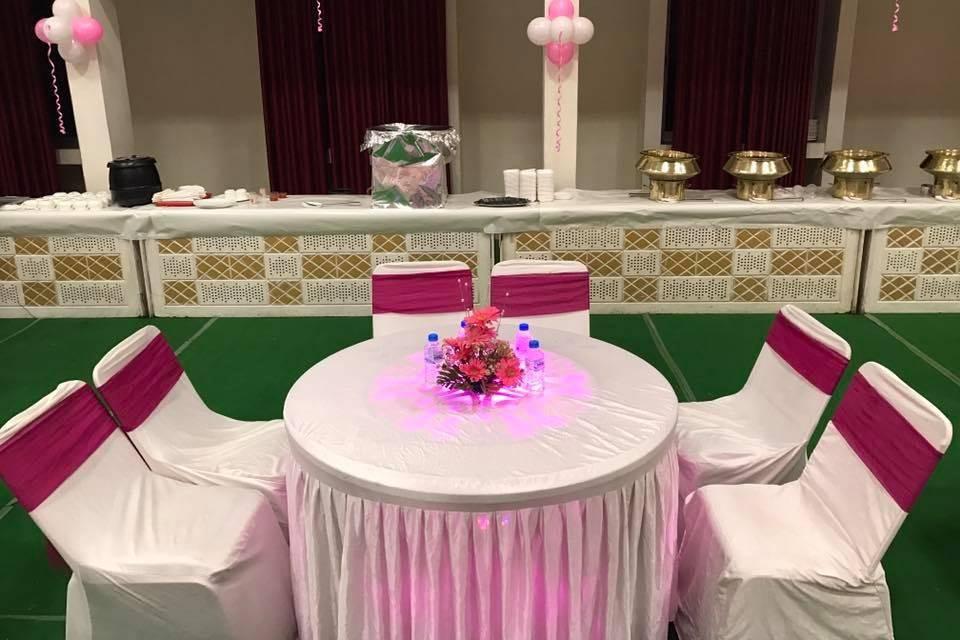 Vindh Bhawan Banquet & Rooms