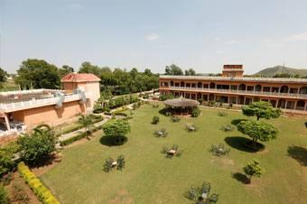 Sariska Tiger Camp Hotel