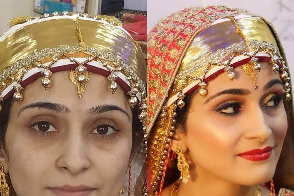 Jammu Makeup Artist