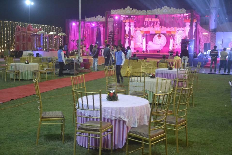 Festivity Banquet and Farms