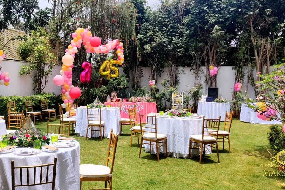 Makson's Florals & Events