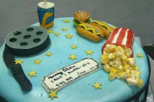 Praline Designer Cakes by Kriti Malhotra