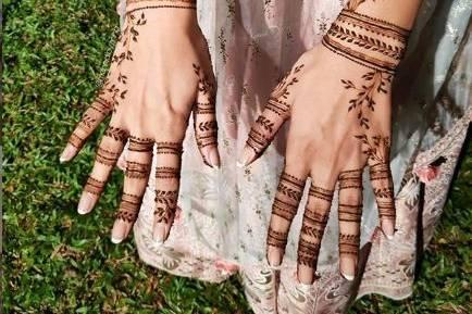 Kannur Henna Artist, Kochi