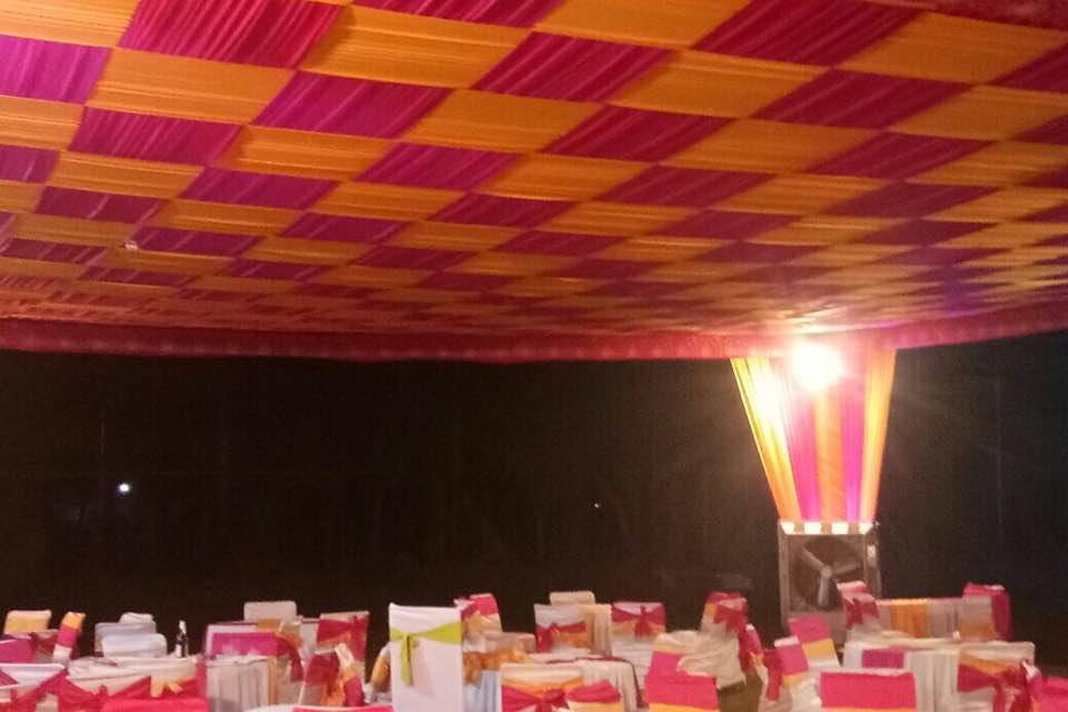 Kapoor Tent House