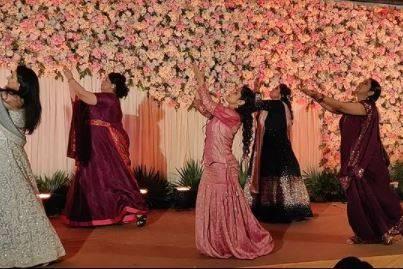 Wedding Choreographer Vidya