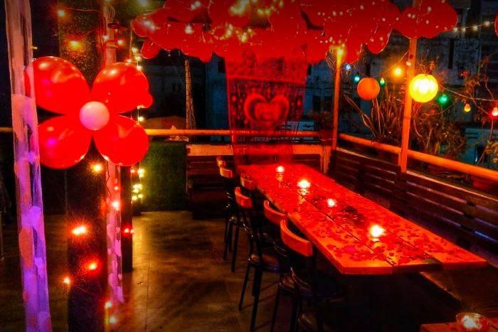 Bluez Restaurant & Terrace Cafe