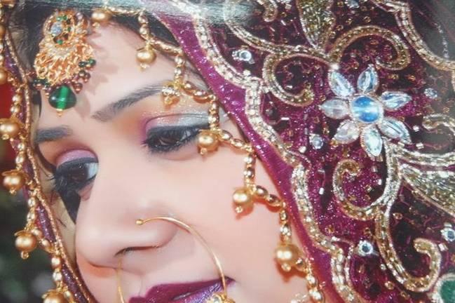 Alisha Beauty Parlour, Agra