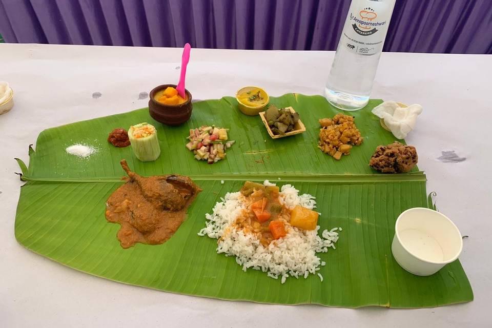 Shree Annapoorneshwari Caterers