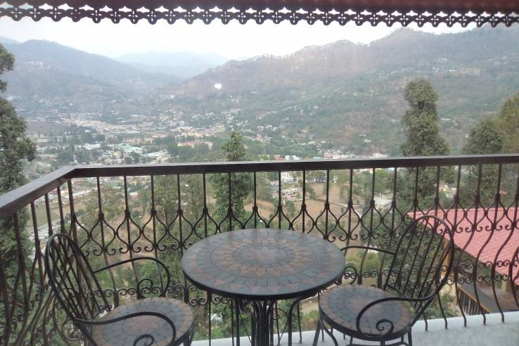 Fern Hillside Resort Bhimtal