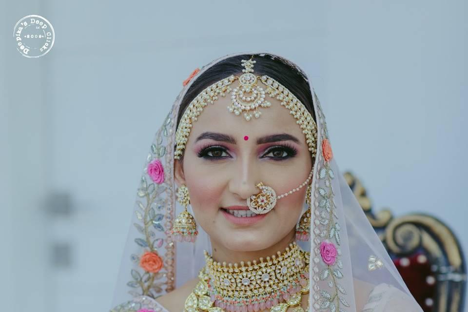 Makeup by Tripti Khurana, Panipat