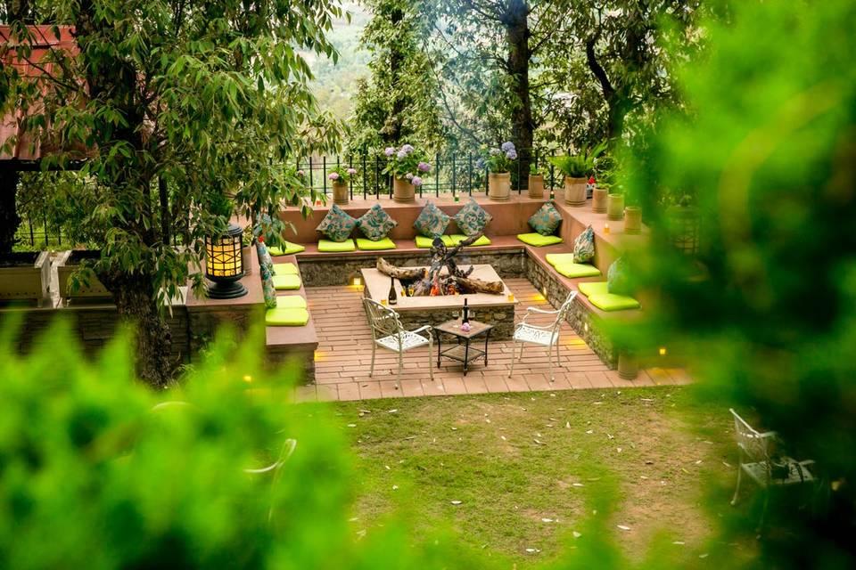 The Fern Hillside Resort, Bhimtal