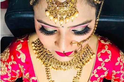 Neeta Bhatia Makeover Artist