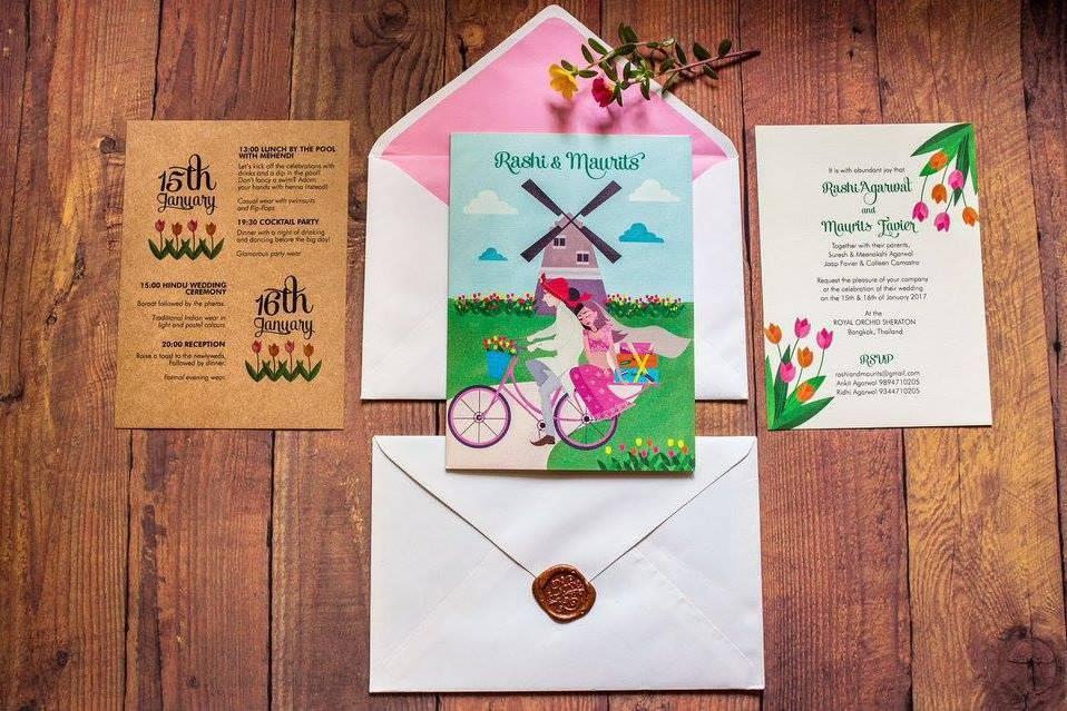 Paper Love Pixel, HSR Layout