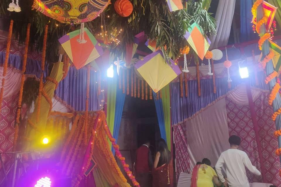 JD Tent And Events, Delhi