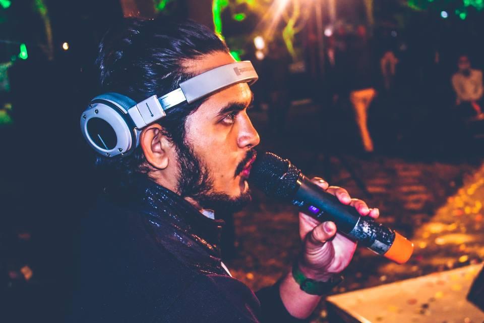 DJ Dipakon, Udaipur