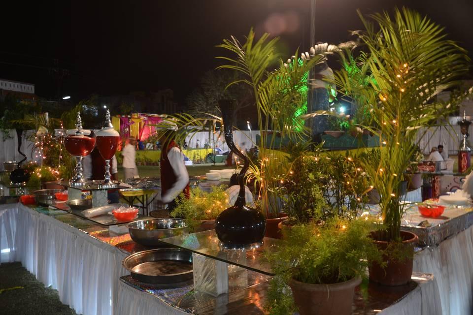 Om Caterers,, Somani Nagar