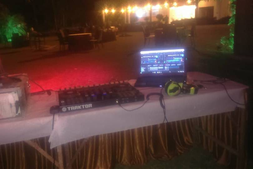 DJ Ajay, Ahmedabad
