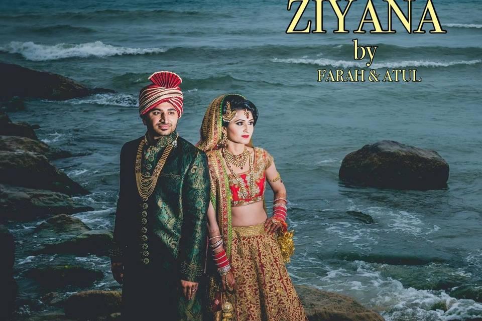 Ziyana Design Studio - By Farah & Atul