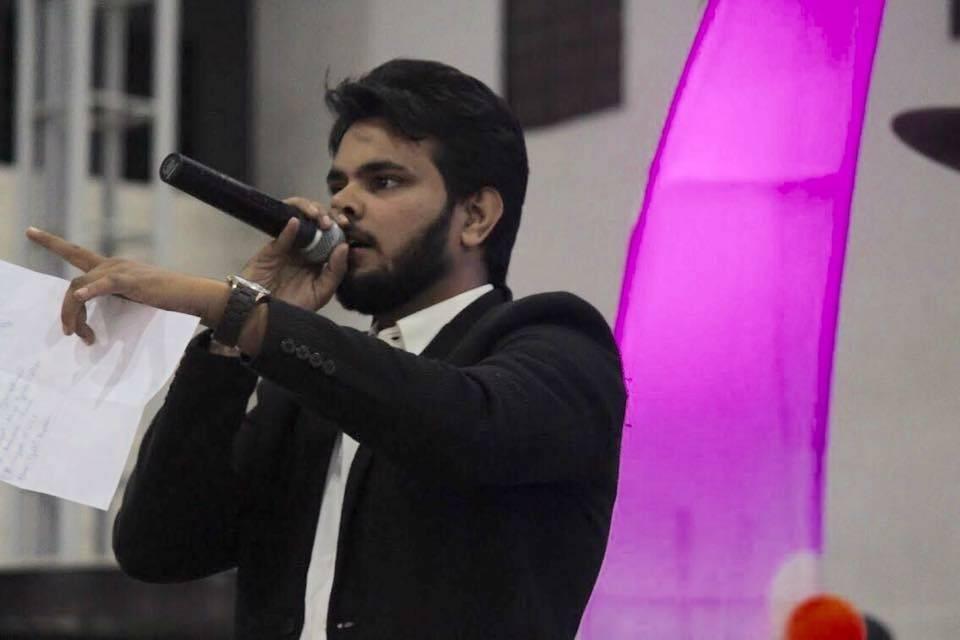 Anchor/RJ Ashish Dixit, Jaipur