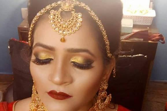 Naina's Make Over