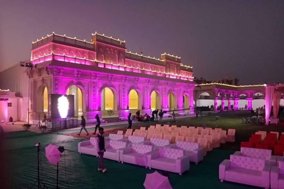 Saryu Mahal Marriage Garden