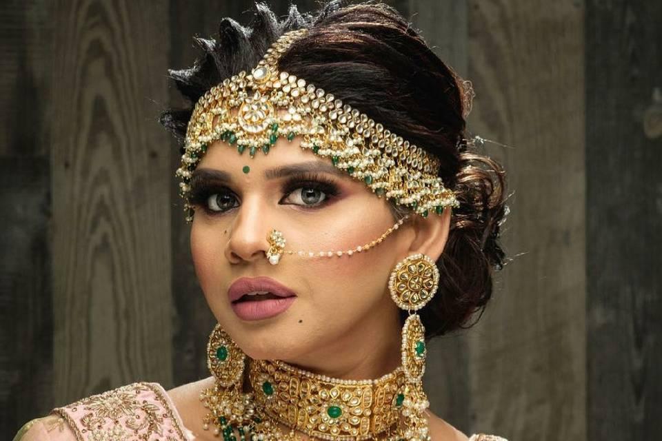 Aaaru Professional Makeup Artist, Coimbatore