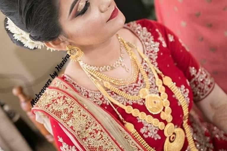 Goa Makeup Artist Hazira