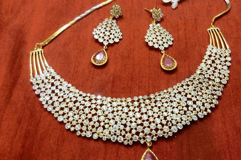 Babosa Sakhi Jewellery