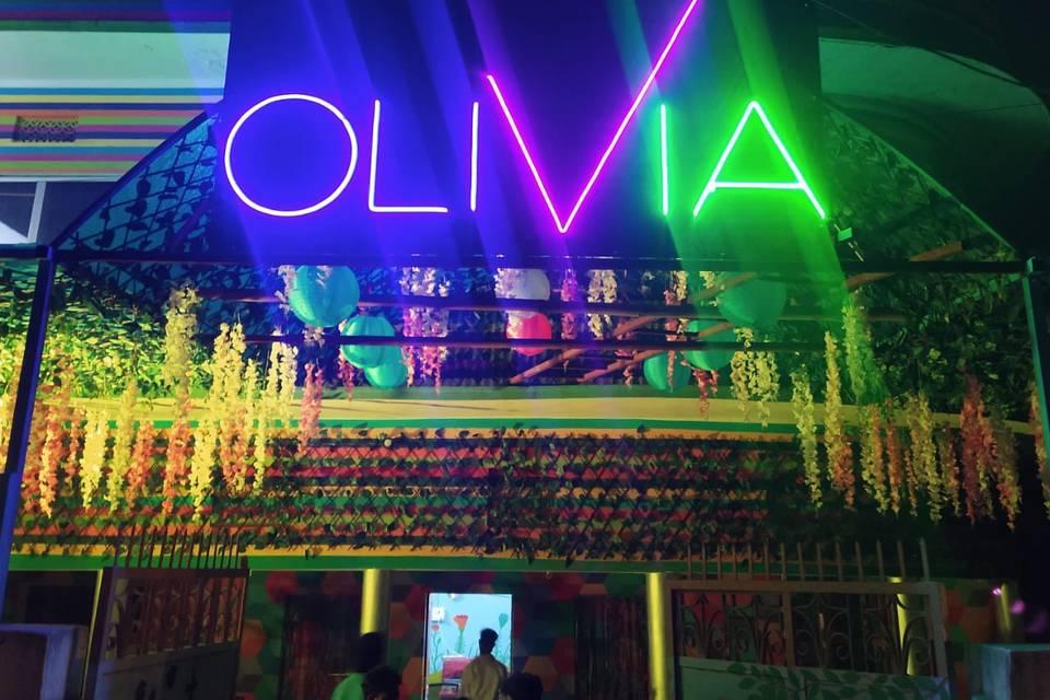 Olivia Wedding Hall, Arrah